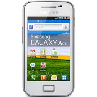 Скриншот Samsung Galaxy Ace S5830