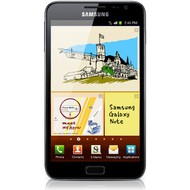 Скриншот Samsung Galaxy Note N7000