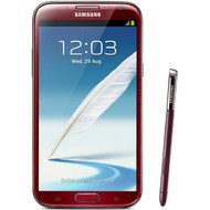 Скриншот Samsung Galaxy Note II N7100