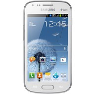 Скриншоты Samsung Galaxy S Duos S7562